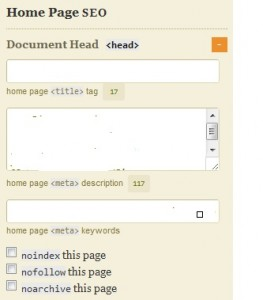 home page display options thesis Filter categories from homepage posted  to exclude a certain categories on my home page and this piece of  autoloaded options manually display shared.