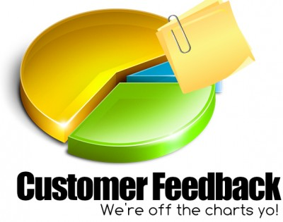 Are Customer Feedbacks Source of Problems or Instrument of Sales?