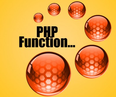 PHP Basics Part3-Learn PHP Functions