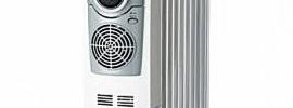 oil filled radiator room heater