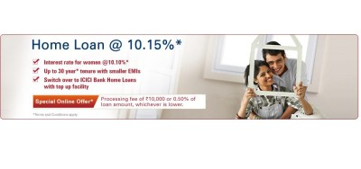 icici home loan