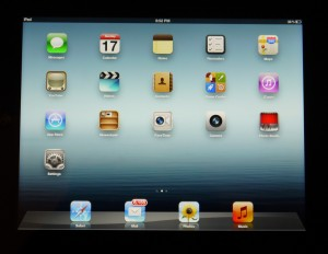 Best Tablet in India- IPAD 3 Review, Specification and Prices