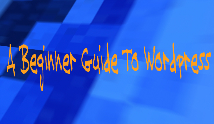 wordpress how to beginner guide tutorial