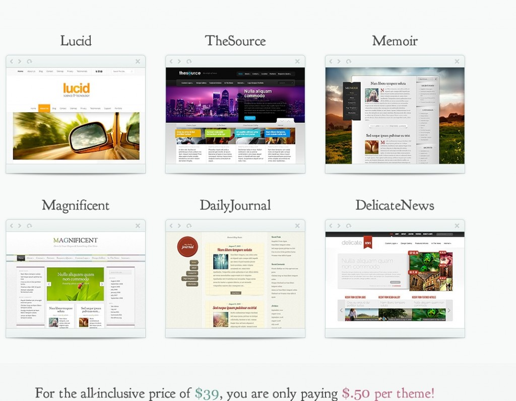 elegant themes blog review