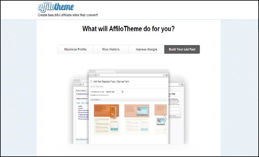 affilo theme internet marketing wordpress theme