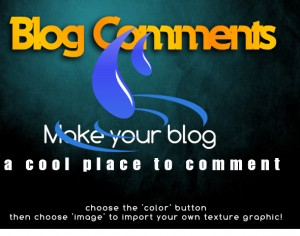 blog comments & blog commenting