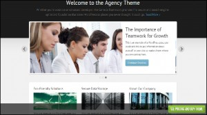 25 WordPress Themes For Business