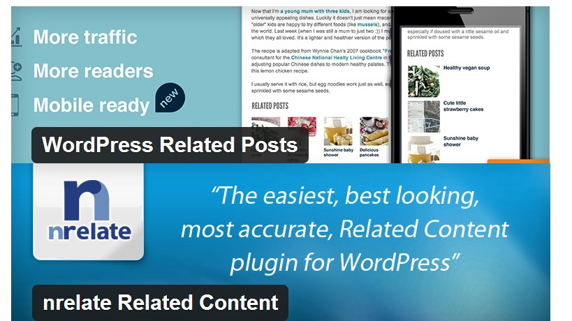 wordpress related post plugin
