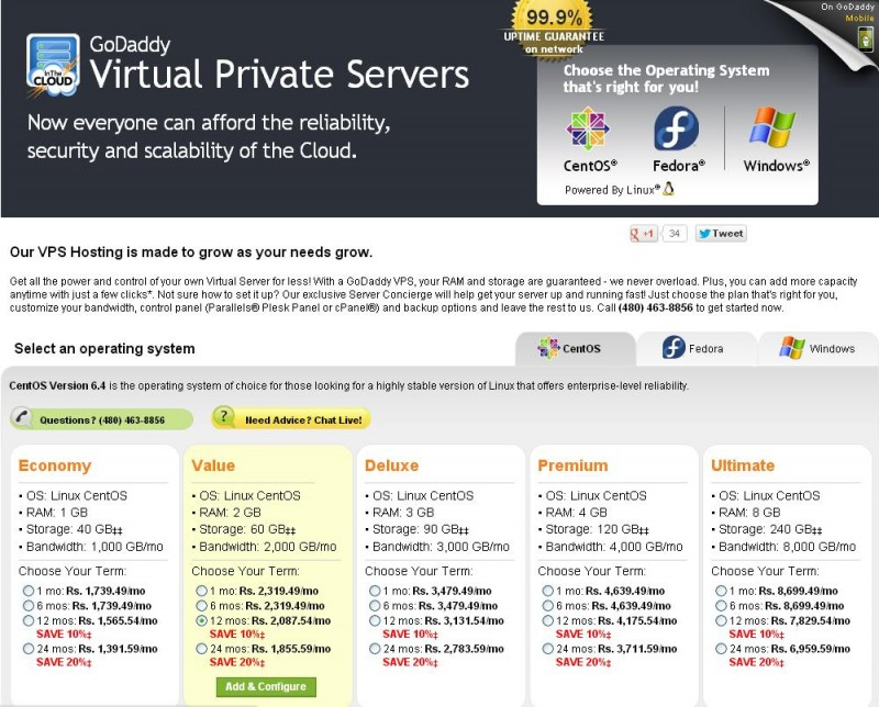 Godaddy Vps Review And Coupon Codes Promo Code