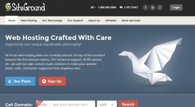 siteground review-web hosting