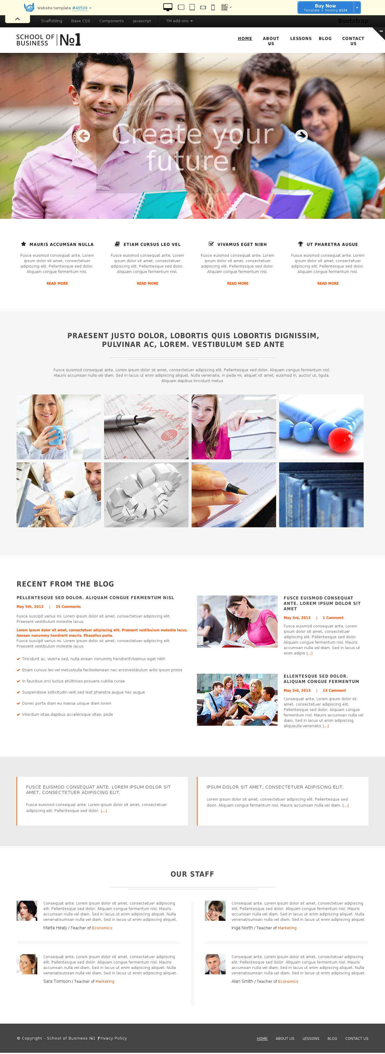 website template 46509