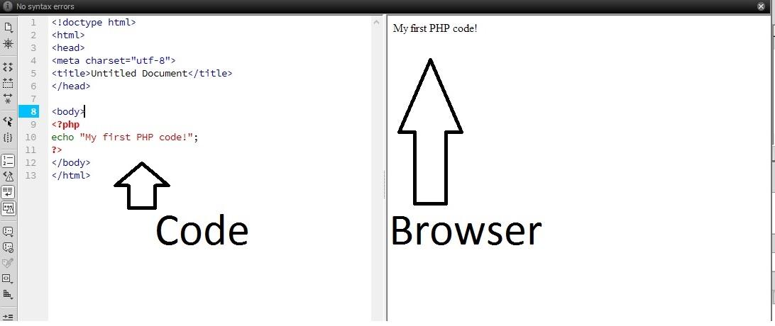 php basics learning