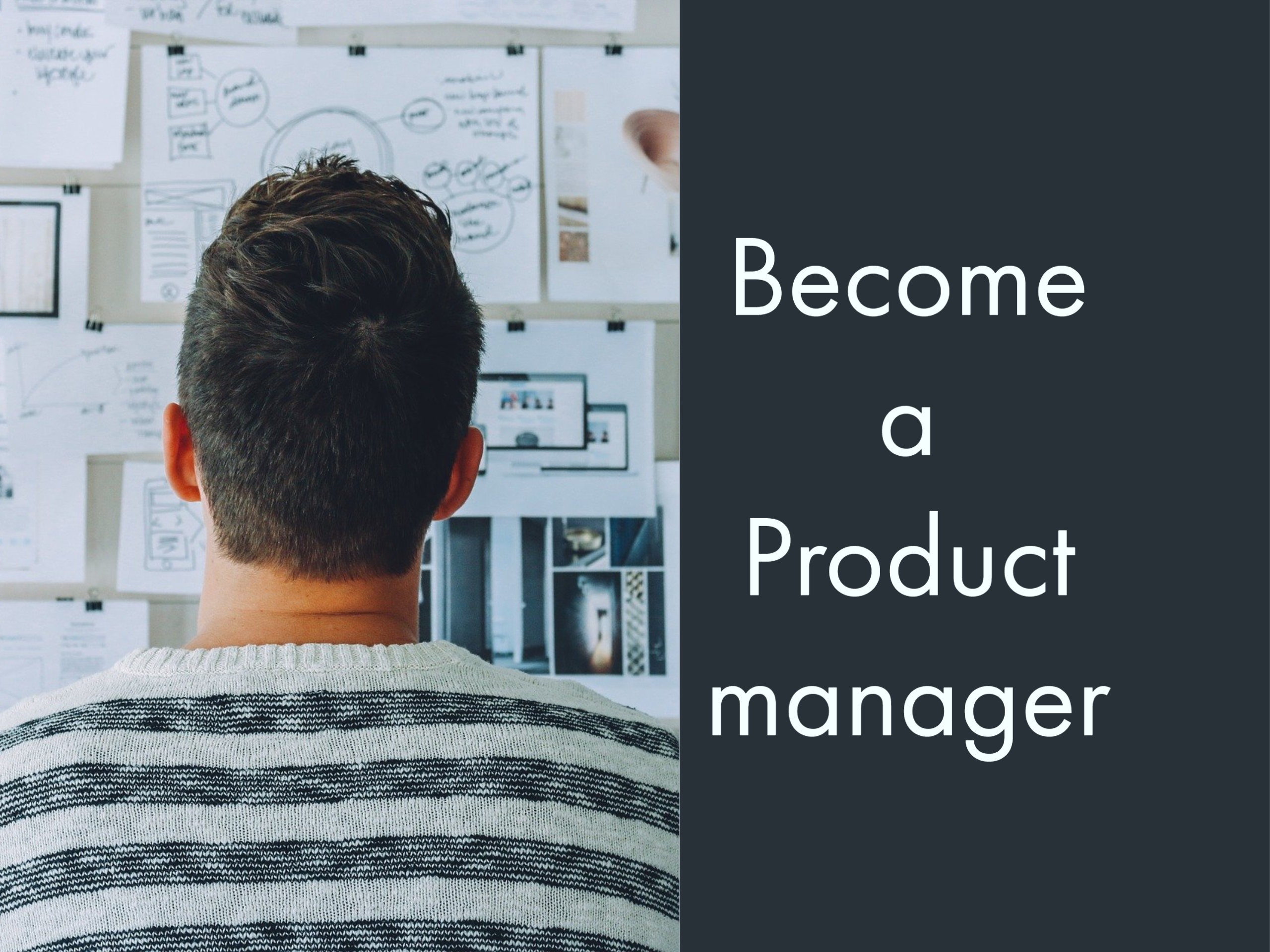 product manager course